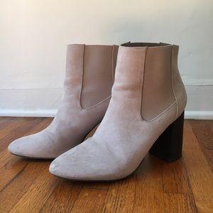 Light Gray Booties!